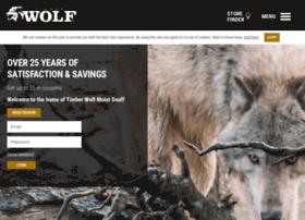 timberwolfsnuff.com