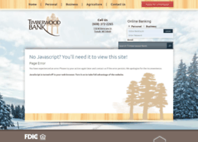 timberwoodbanks.forbinhosting.net