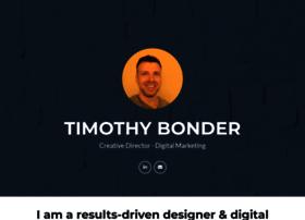 timbonder.com