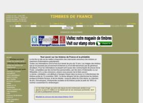 timbres-de-france.com