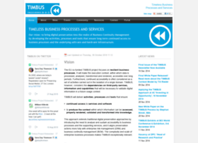 timbusproject.net
