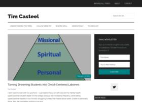 timcasteel.com