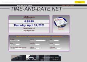 time-and-date.net