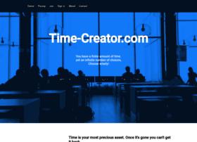 time-creator.com