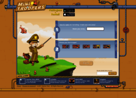 time-for-tanks.minitroopers.com