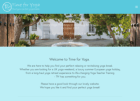 time-for-yoga.co.uk