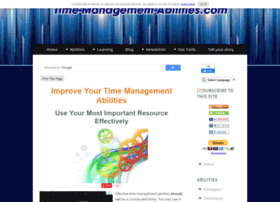 time-management-abilities.com