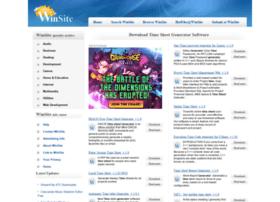 time-sheet-generator.winsite.com
