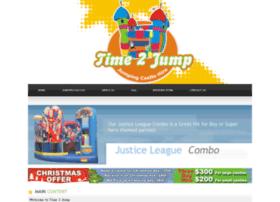 time2jumpjumpingcastles.com.au