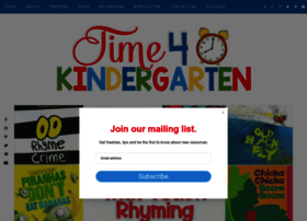 time4kindergarten.blogspot.com