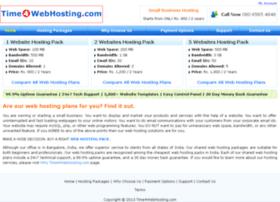 time4webhosting.com