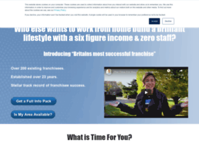 time4youfranchise.com