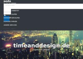 timeanddesign.de