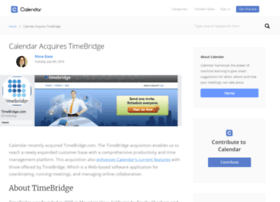 timebridge.com