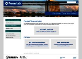 timecard.fnal.gov