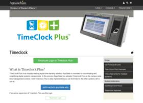 timeclock.appstate.edu