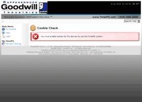 timeclock.fredgoodwill.org