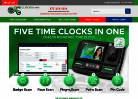 timeclocksandmore.com