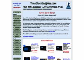 timeclocksupply.com