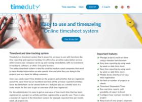 timeduty.com