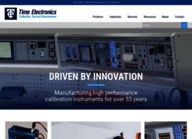 timeelectronics.com