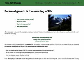 timeforchange.org