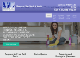 timeforyouclean.co.uk