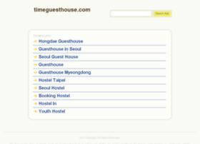 timeguesthouse.com