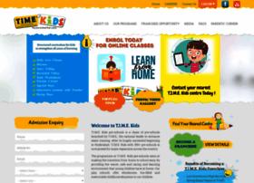 timekidspreschools.com