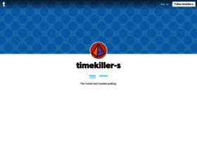 timekiller-s.tumblr.com