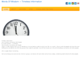timelessinformation.com