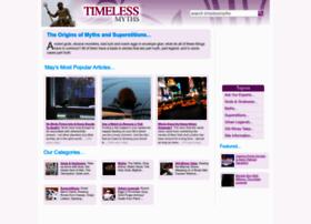 timelessmyths.co.uk
