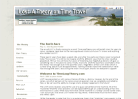 timelooptheory.com