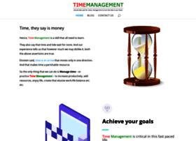 timemanagementinfo.com