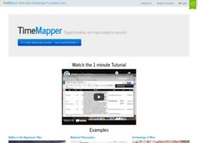 timemapper.okfnlabs.org
