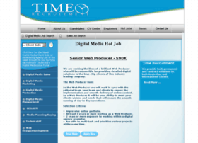 Timerecruitment.com.au