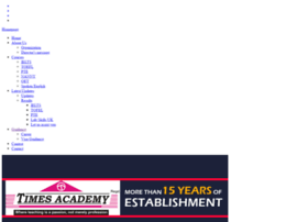 timesacademy.in