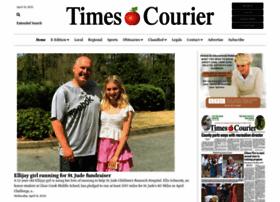 timescourier.com
