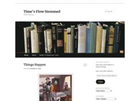 timesflowstemmed.com