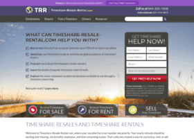 timeshare-resale-rental.com