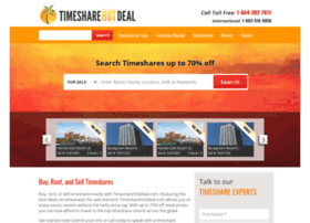 timesharehotdeal.com