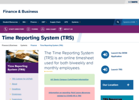 timesheet.ucdavis.edu