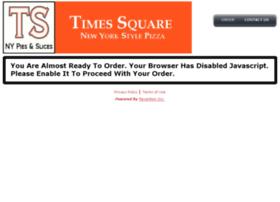 timesquarepizzeria.hungerrush.com