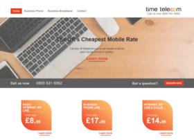 timetelecom.com