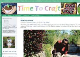 timetocraft.co.uk