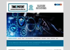 timetopatent.com