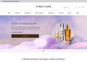 timetospa.co.uk