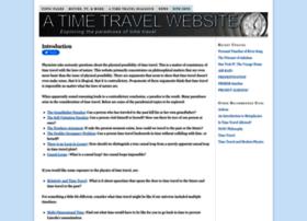 timetravelphilosophy.net
