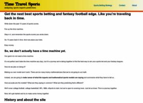 timetravelsports.com