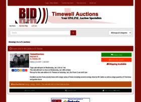 timewellauctions.hibid.com